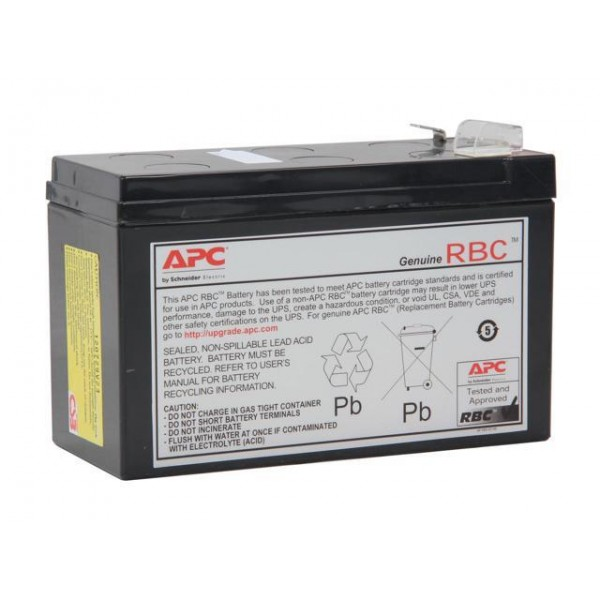 APC Replacement Batteries [APCRBC110]