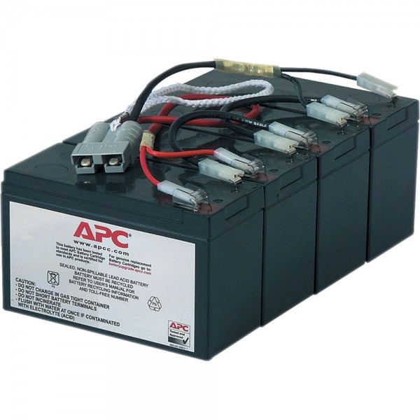 APC Replacement Batteries [RBC12]