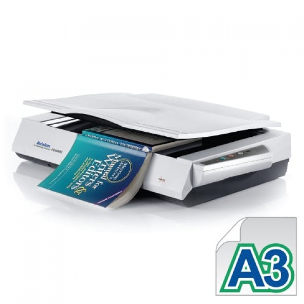 AVISION Scanner FB5000