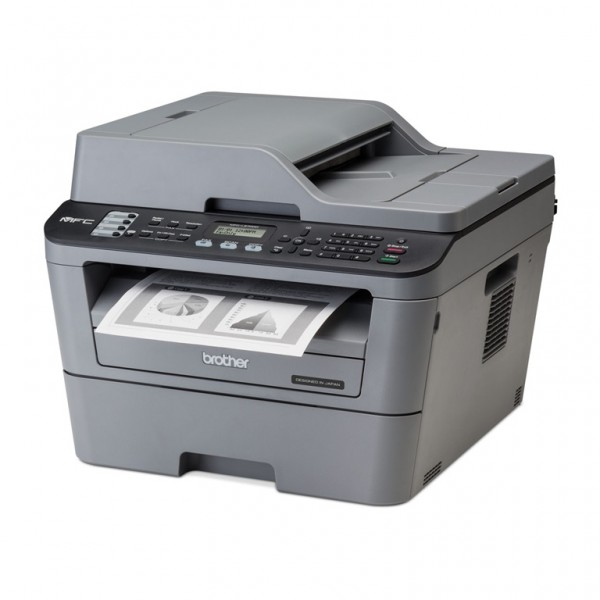 BROTHER Mono Laser Printer MFC MFC-L2700D