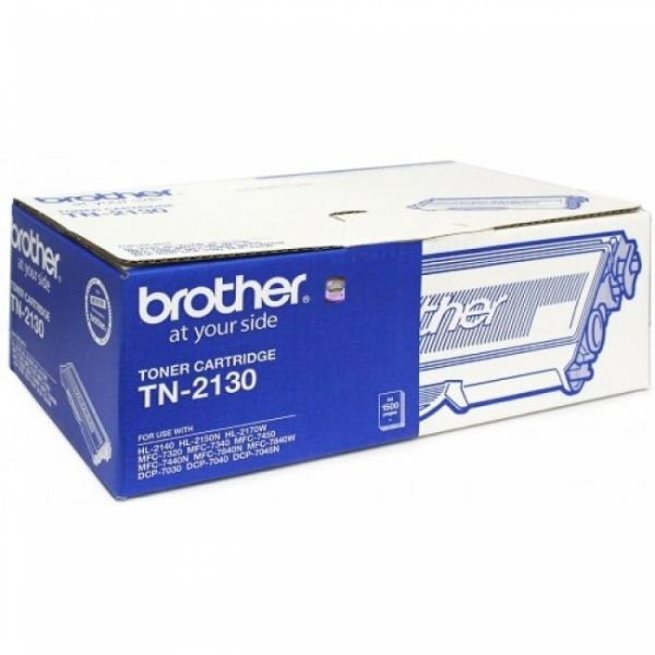 BROTHER Mono Laser Toner TN-2130
