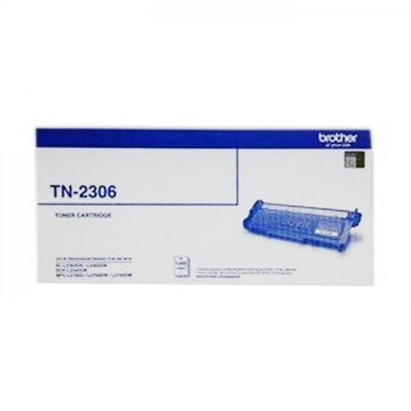 BROTHER Mono Laser Toner TN-2306