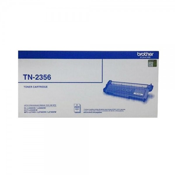 BROTHER Mono Laser Toner TN-2356