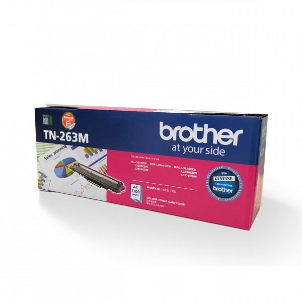 BROTHER Color Laser Toner TN-263M