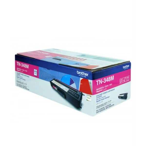 BROTHER Color Laser Toner TN-348M