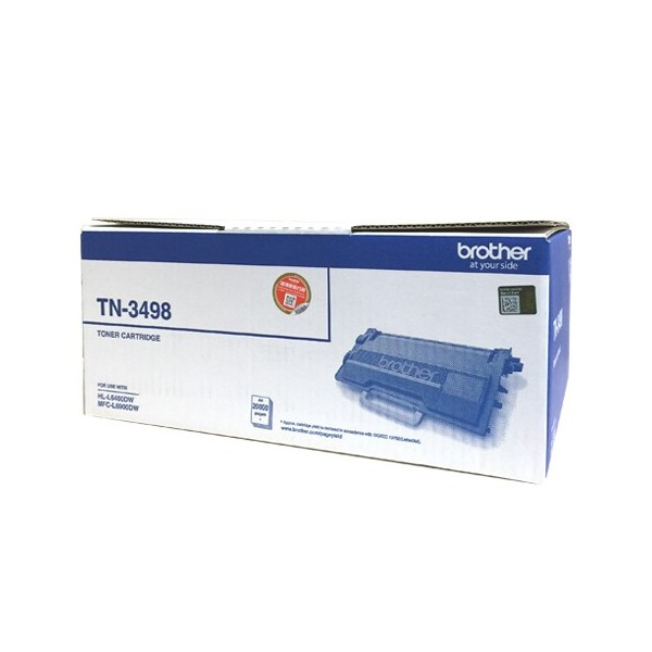 BROTHER Mono Laser Toner TN-3498