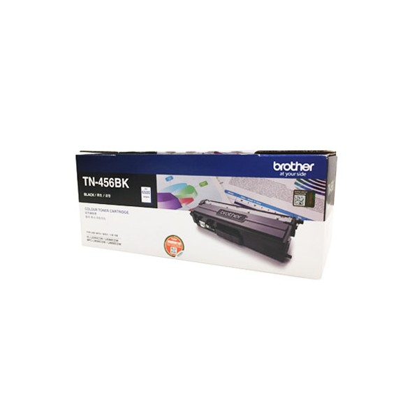BROTHER Color Laser Toner TN-456BK