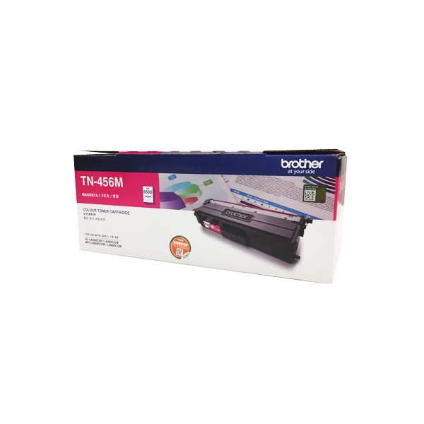 BROTHER Color Laser Toner TN-456M