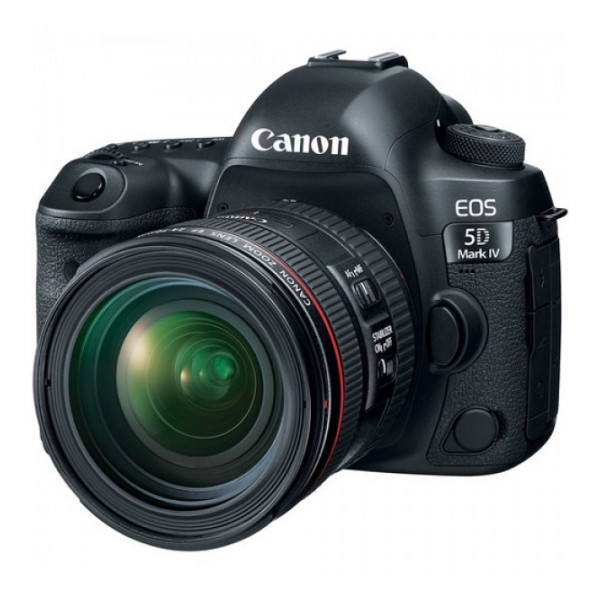 CANON Digital CANON EOS 5D Mark IV with Lens EF 24-70mm L