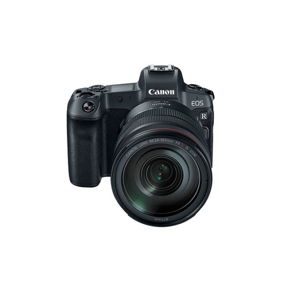 CANON Digital CANON EOS R with lens 24-105mm L