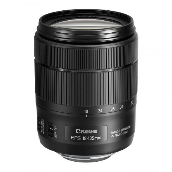 CANON Lens EF-S18-135mm f/3.5-5.6 IS Nano USM