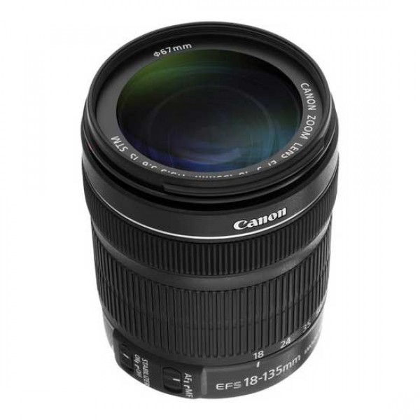 CANON Lens EF-S18-135mm f/3.5-5.6 IS STM