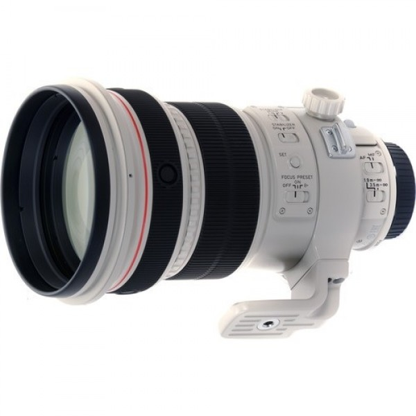 CANON Lens EF 200mm f2.0 L IS USM