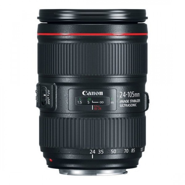CANON Lens EF 24-105mm f/4 L IS USM Mark II
