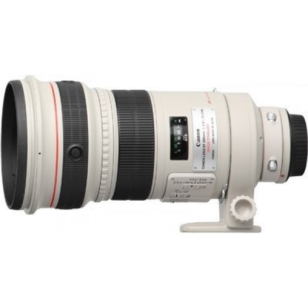 CANON Lens EF 300mm f2.8 L IS USM II