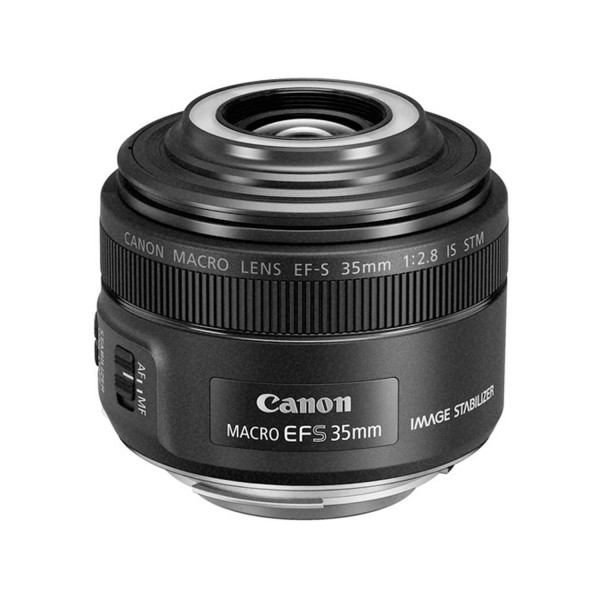 CANON Lens EF-S35mm f/2.8 Macro IS STM