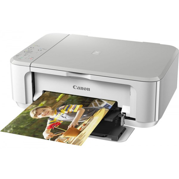 CANON Multifunction Inkjet Printer MG3670 White
