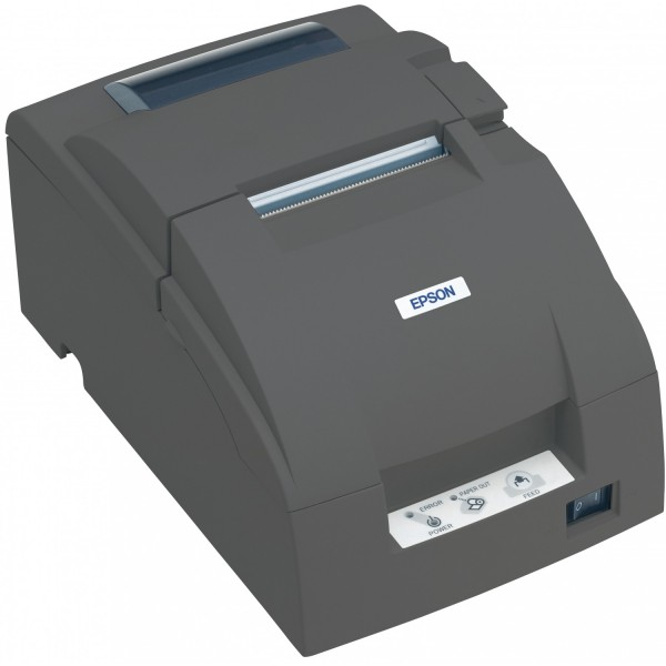EPSON Printer Thermal TM-U220B-778  - Ethernet/Lan