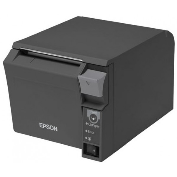 EPSON Printer Thermal TM T 70II USB & LAN