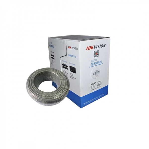 HIKVISION Cable UTP CAT 6 [DS-1LN6-UE-W]