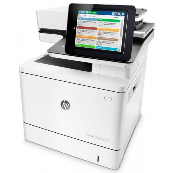 HP LaserJet Ent MFP M527dn Printer [F2A76A]