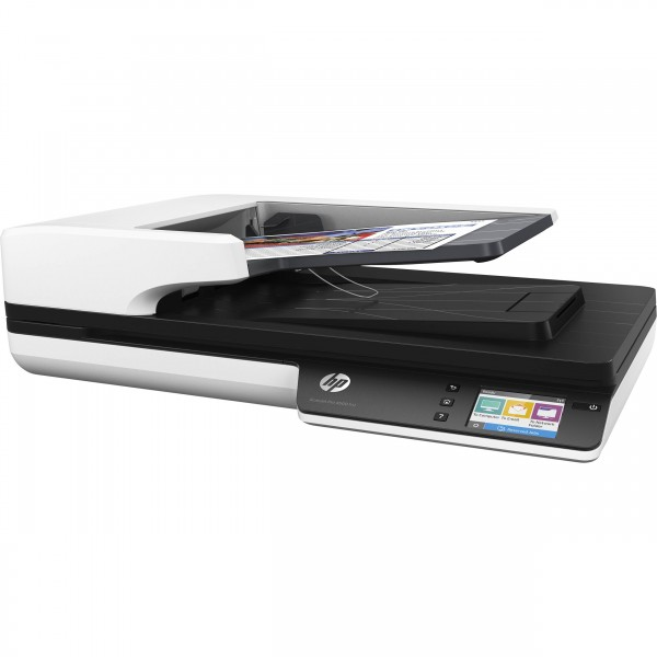 HP ScanJet Pro 4500 fn1 Network Scanner [L2749A]