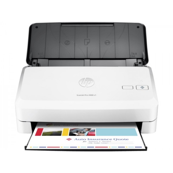 HP ScanJet Pro 2000 S1 Sheetfeed Scanner [L2759A]