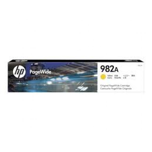 HP 982A Yellow Original PageWide Crtg [T0B25A]