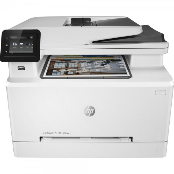 HP Color LJ Pro MFP M181fw Printer [T6B71A]