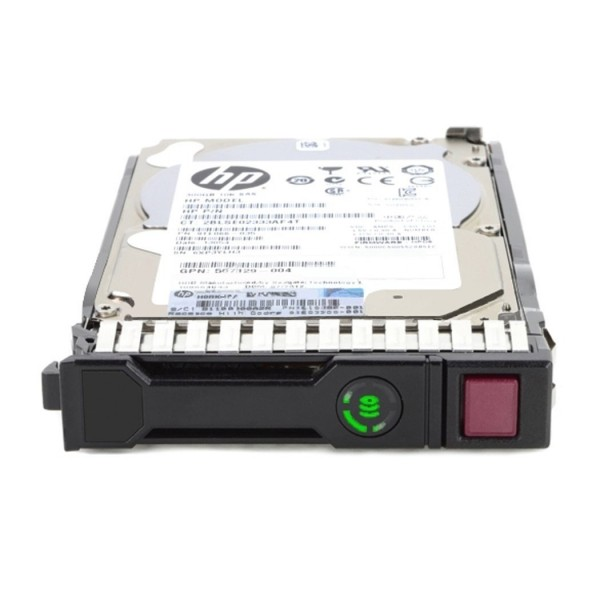 HPE 600GB 12G SAS 15K 3.5in ENT SCC HDD [765424-B21]