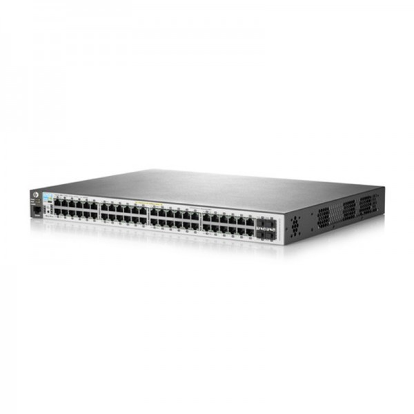 HPE Aruba 2530 48G PoE+ Switch [J9772A]