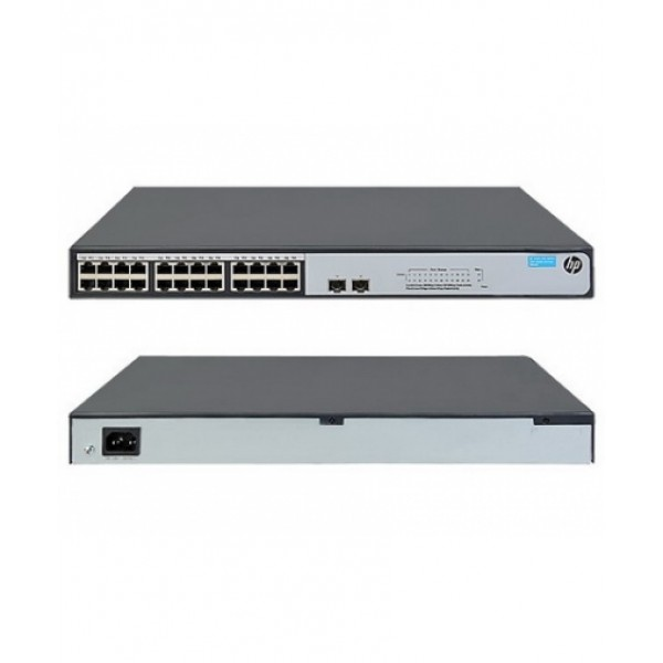HPE 1420 24G 2SFP+ Switch [JH018A]