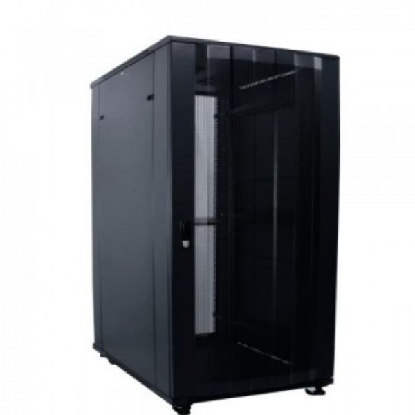 INDORACK Standing Close Rack 19 Inch Perforated Door IR11545P