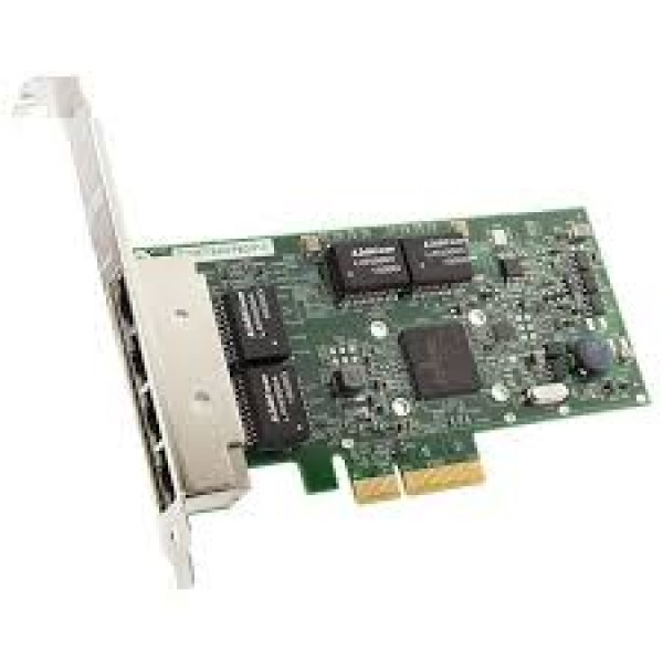 LENOVO ThinkSystem Broadcom NetXtreme PCIe 1Gb 4-Port RJ45 Ethernet Adapter [7ZT7A00484]