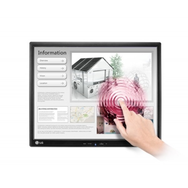 LG Monitor 19 Inch Touch [19MB15T]