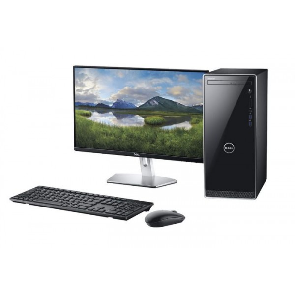 DELL Inspiron 3670 (I3, 4GB, 1TB, Intel UHD 630, Win 10 Home)