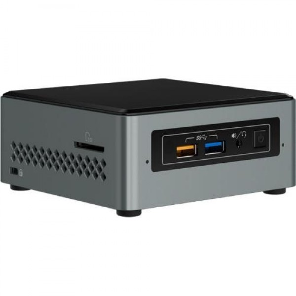 INTEL Mini PC (Celeron J3455, HD graphics 500) [BOXNUC6CAYH]