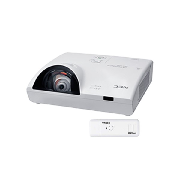 NEC Projector CK4155WG (Without Wifi Dongle NP05LM5)