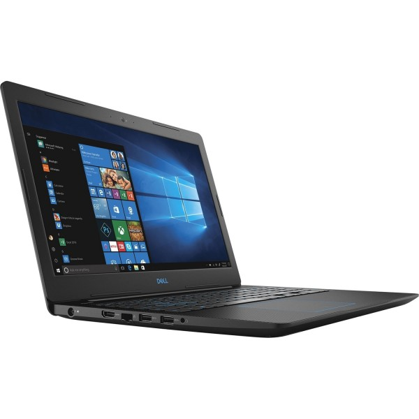 DELL G3-i78750H-8GB-1TB+128GB-6GB-W10 (FHD IPS+Backlit+1060) SILVER