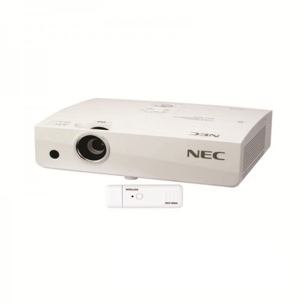 NEC Projector MC382WG (Include Wifi Dongle NP05LM5)