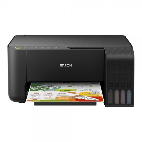 EPSON Printer Ink Tank All In One EcoTank L3150 Wi-Fi