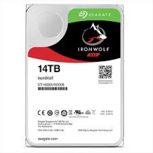 SEAGATE IRONWOLF  NAS HDD [ST16000VN001]