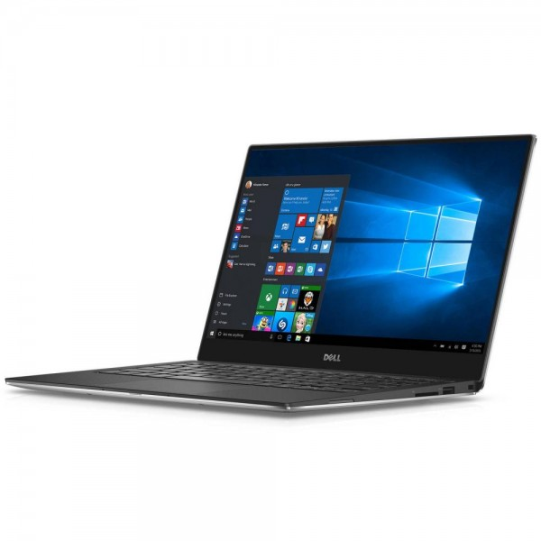 DELL XPS 13(9370)-i78550-16GB-512GB SSD-U-W10P (UHD Touch)