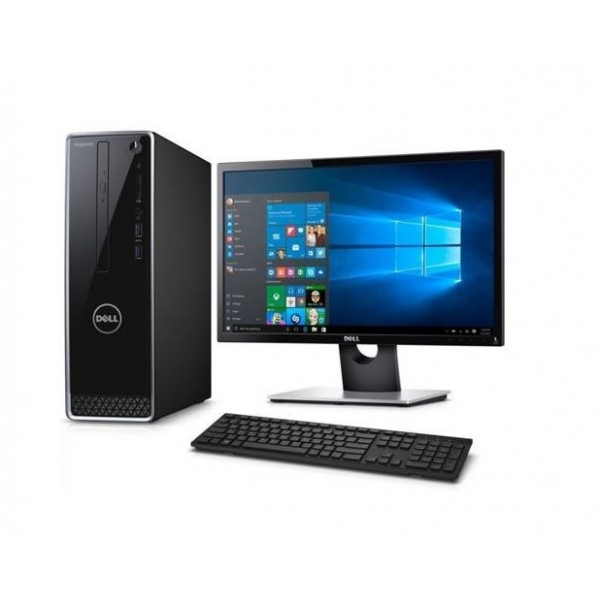 DELL INSPIRON 3470 (i7-9700, 8GB, 1TB+256 SSD, WIN 10 HOME)