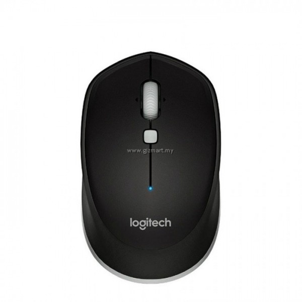 LOGITECH M 337 Bluetooth Mouse - Black