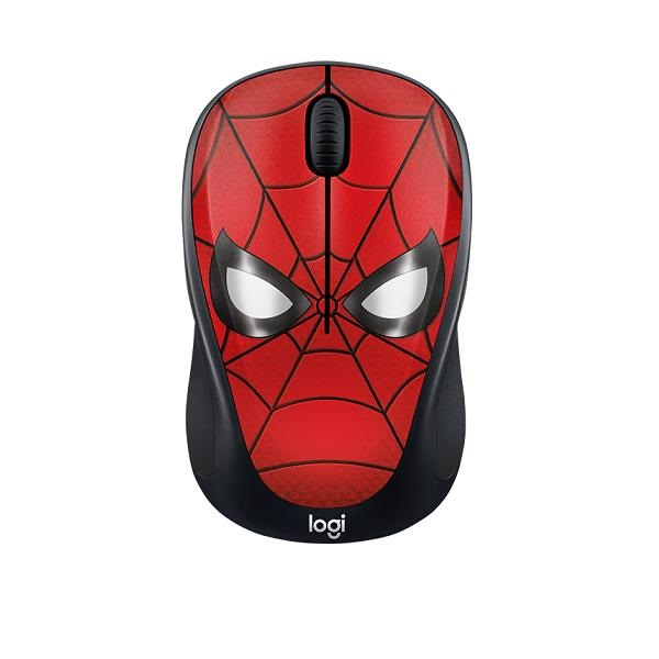 LOGITECH M 238 Marvel Collection Mouse - Spiderman
