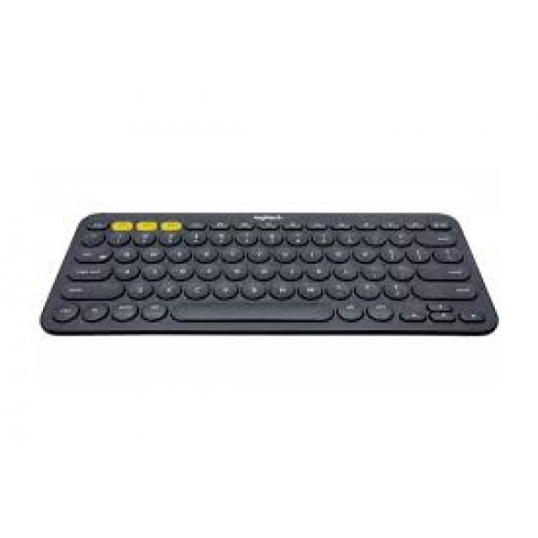 LOGITECH K 380 Multi-Device Bluetooth Keyboard - Black