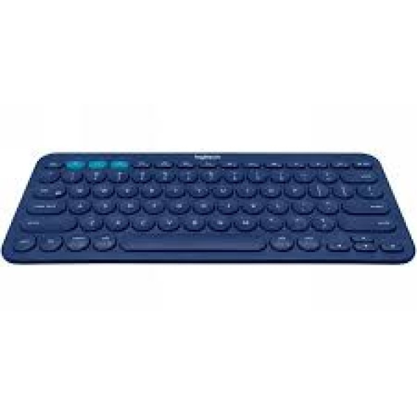 LOGITECH K 380 Multi-Device Bluetooth Keyboard - Blue