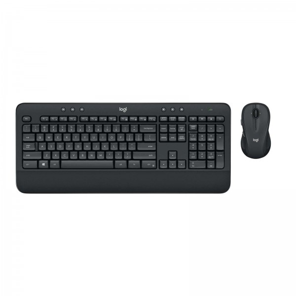LOGITECH MK 545 Advanced Wireless Combo