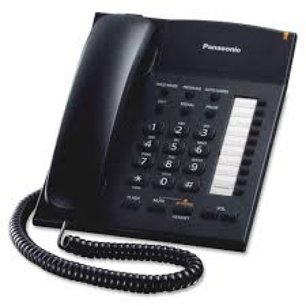 PANASONIC Single Line Telephone KX-TS845ND